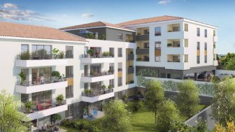 Appartements neufs Up City investissement loi Pinel à Toulouse