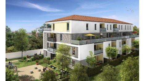 Appartement neuf Les Jardins de Launac à Toulouse
