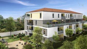 Appartements neufs Les Jardins de Launac investissement loi Pinel à Toulouse