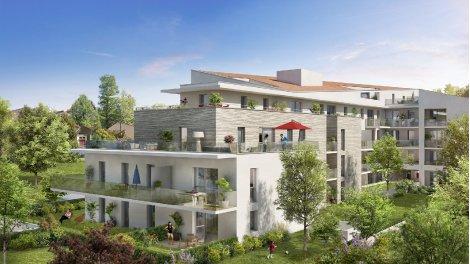 Appartement neuf Allurea investissement loi Pinel à Toulouse