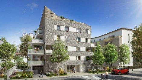 Appartement neuf Rangueil Park investissement loi Pinel à Toulouse