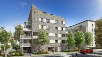 Appartements neufs Rangueil Park investissement loi Pinel à Toulouse