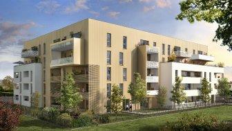 Appartements et maisons neuves Les Terrasses de l'Ormeau à Toulouse