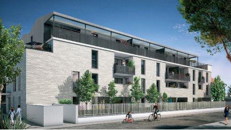 Appartement neuf Esprit Minimes à Toulouse
