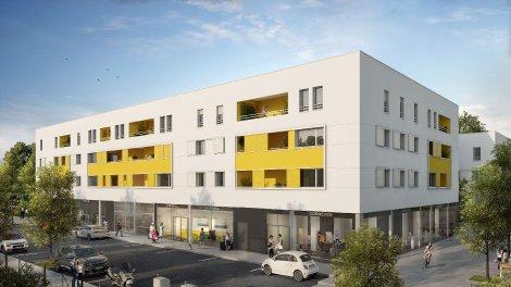 Appartement neuf Couleur Limone investissement loi Pinel à Toulouse
