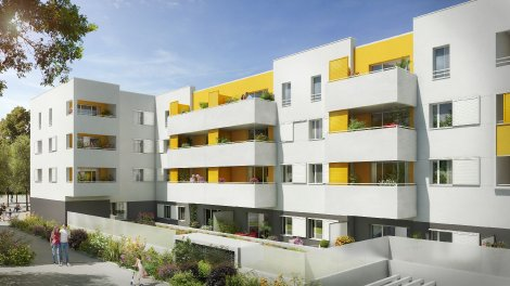 appartement neuf à Toulouse