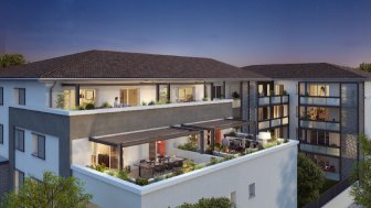 Appartements neufs Casta Nova investissement loi Pinel à Castanet-Tolosan