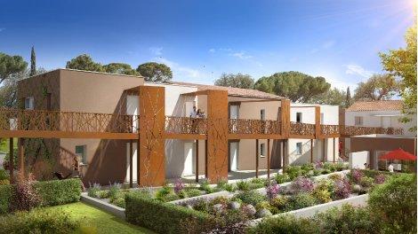 Appartement neuf Terra Jazz à Montpellier