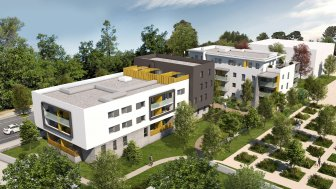 Appartements et maisons neuves Cista Nova à Montpellier