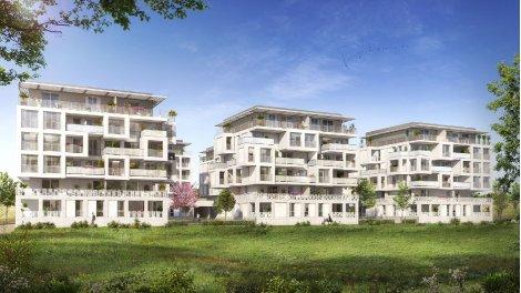 Appartement neuf Cosmopoly investissement loi Pinel à Castelnau-le-Lez