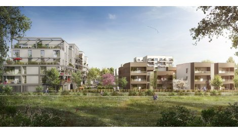 Appartement neuf Id'Halles à Toulouse