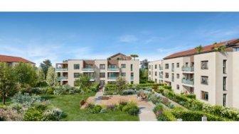 Appartements neufs Central Parc investissement loi Pinel à Francheville