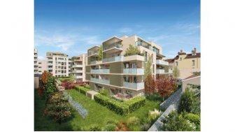 Appartements neufs Patio Bellecombe investissement loi Pinel à Lyon 6ème