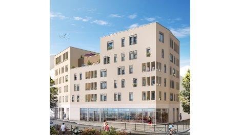 Appartement neuf Idealys investissement loi Pinel à Lyon 7ème