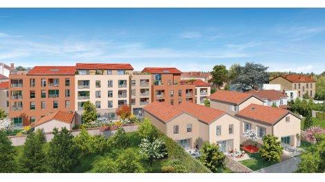 Appartements et maisons neuves Le Temps Libre investissement loi Pinel à Tassin-la-Demi-Lune