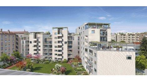 Appartement neuf Neopolis investissement loi Pinel à Villeurbanne