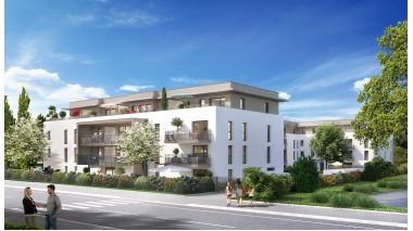 Appartement neuf Villa Elaïa investissement loi Pinel à Meythet