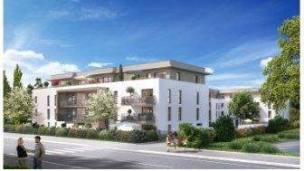 Appartements neufs Villa Elaïa à Meythet