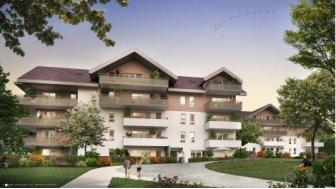 Appartements neufs Le Parc de Clavière à Poisy