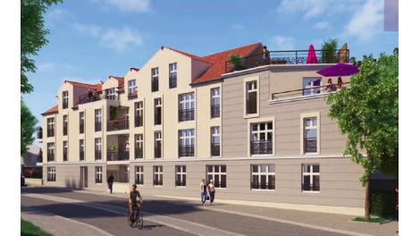 Appartements neufs Le Clos Liphard à Dourdan