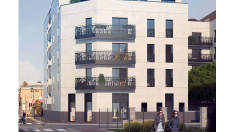 Appartement neuf Atout'Coeur investissement loi Pinel à Drancy