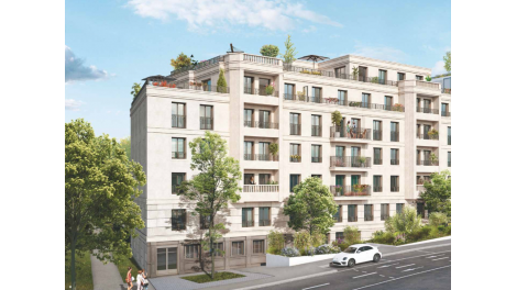 Appartement neuf Le Fontenay investissement loi Pinel à Fontenay-Aux-Roses