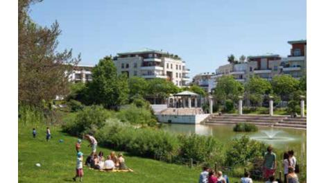 Appartement neuf O'Bruyères investissement loi Pinel à La Garenne Colombes