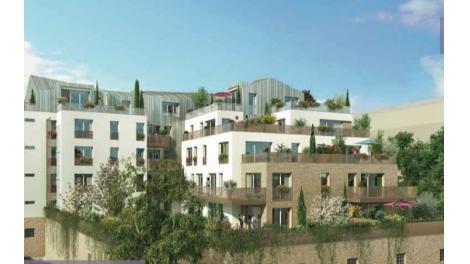 Appartement neuf Les Terrasses de Montmagny investissement loi Pinel à Montmagny