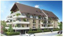 Appartements neufs Le Rubis éco-habitat à Annecy