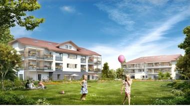 Appartement neuf Arthalys investissement loi Pinel à Arthaz-Pont-Notre-Dame
