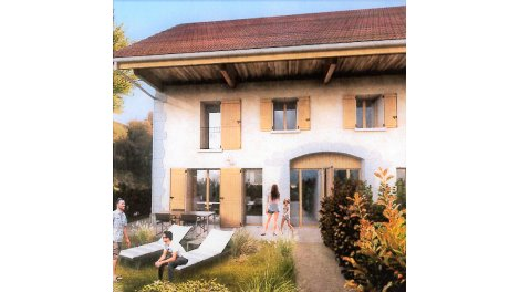 Appartement neuf Lovagny investissement loi Pinel à Lovagny