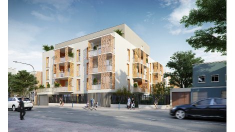 Appartement neuf Le Flambeau investissement loi Pinel à Aubervilliers