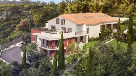 Appartement neuf Vila Augusta investissement loi Pinel à Nice