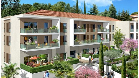 Appartement neuf Cagnes/mer - 5995 à Cagnes-sur-Mer
