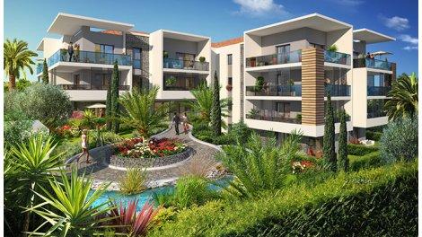 Appartement neuf Cannes - 6085 investissement loi Pinel à Cannes-la-Bocca