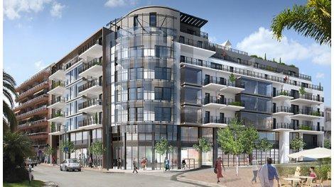 Appartement neuf Menton - 5821 investissement loi Pinel à Menton