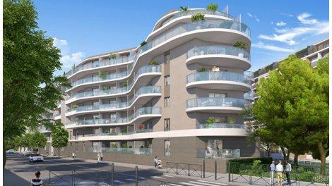Appartement neuf Nice - 5974 éco-habitat à Nice