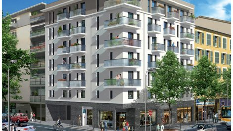 Appartement neuf Nice - 5992 investissement loi Pinel à Nice