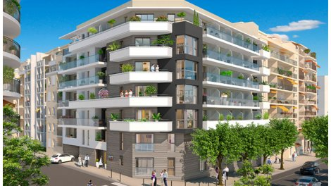 Appartement neuf Nice - 6006 éco-habitat à Nice