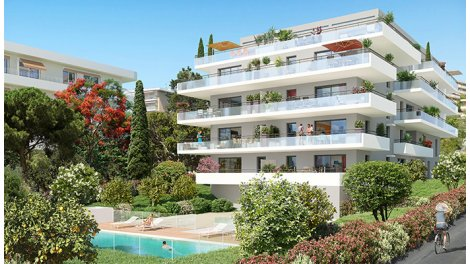 Appartement neuf Nice - 6057 investissement loi Pinel à Nice