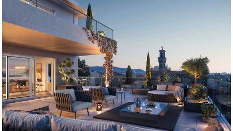 Appartement neuf Nice - 5895 éco-habitat à Nice