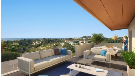 Appartement neuf Nice - 5457 investissement loi Pinel à Nice