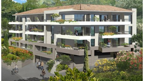 Appartement neuf Nice - 6132 investissement loi Pinel à Nice