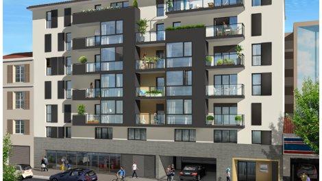 Appartement neuf Nice - 6184 éco-habitat à Nice