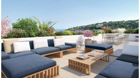 Appartement neuf Roquebrune Cap Martin - 6131 investissement loi Pinel à Roquebrune-Cap-Martin