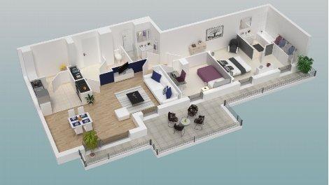 investir dans l'immobilier à Dieppe