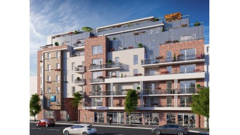 investissement immobilier à Dieppe