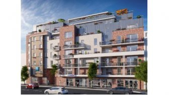 Appartements neufs Quai Sud à Dieppe