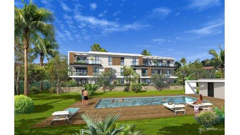 Appartement neuf Villa Palma à Golfe-Juan