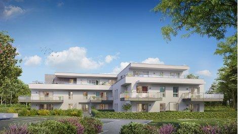 Appartement neuf Le Verseau investissement loi Pinel à Versonnex